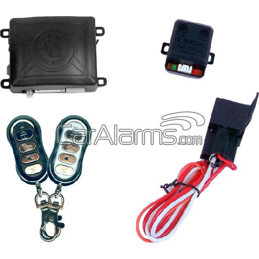 K9 Mundial NSLA Keyless Entry /& Car Alarm Security System K9-Mundial-NSLA+