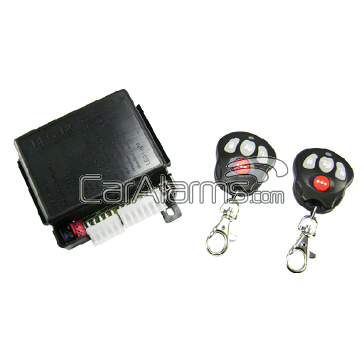 Omega Proline REC-12  Deluxe Keyless Entry System