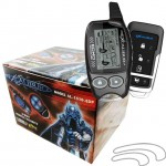 Omega Exalibur AL-1510-EDP 2-Way Deluxe Vehicle Security & Keyless Entry System