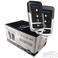 Omega Excalibur RS-360-EDPB Deluxe 1-Way w/ BLADE Security System & Keyless Entry