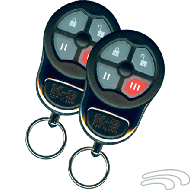 Omega K-9 Classic-EDP2 Vehicle Security & Keyless Entry System