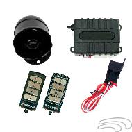 Omega Freedom 140LA+ Vehicle Security & Keyless Entry System