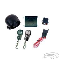 Omega Freedom 550CF Vehicle Security & Keyless Entry System