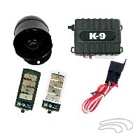 Omega K-9 160-LA Vehicle Security & Keyless Entry System