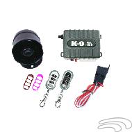 Omega K-9 170-LA Vehicle Security & Keyless Entry System