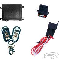 Omega K-9 Mundial-NSLA+ Vehicle Security & Keyless Entry System