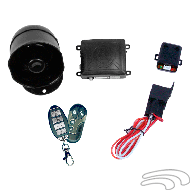 Omega K-9 Mundial-SSX Vehicle Security & Keyless Entry System