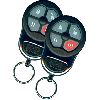 Omega K9 Classic-EDP2 Vehicle Security & Keyless Entry System