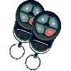Omega K9 Classic-EDP2 Vehicle Security & Keyless Entry System