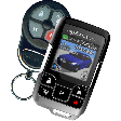 Omega Excalibur AL-1950-EDPB Deluxe 2-Way Vehicle Security & Remote Start System With BLADE Compatibility