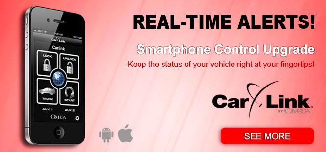 Smartphone Control Alert