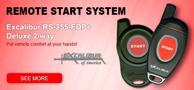 Remote Start System